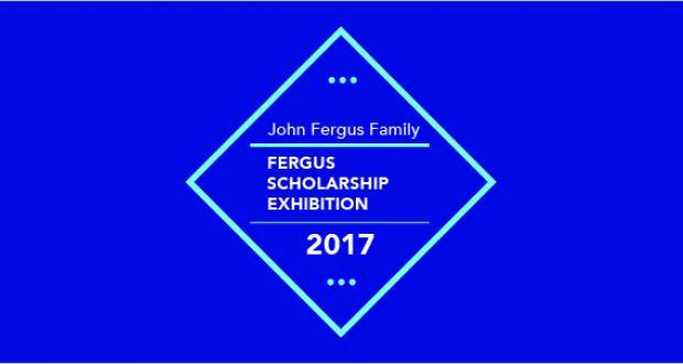 Fergus scholarship banner