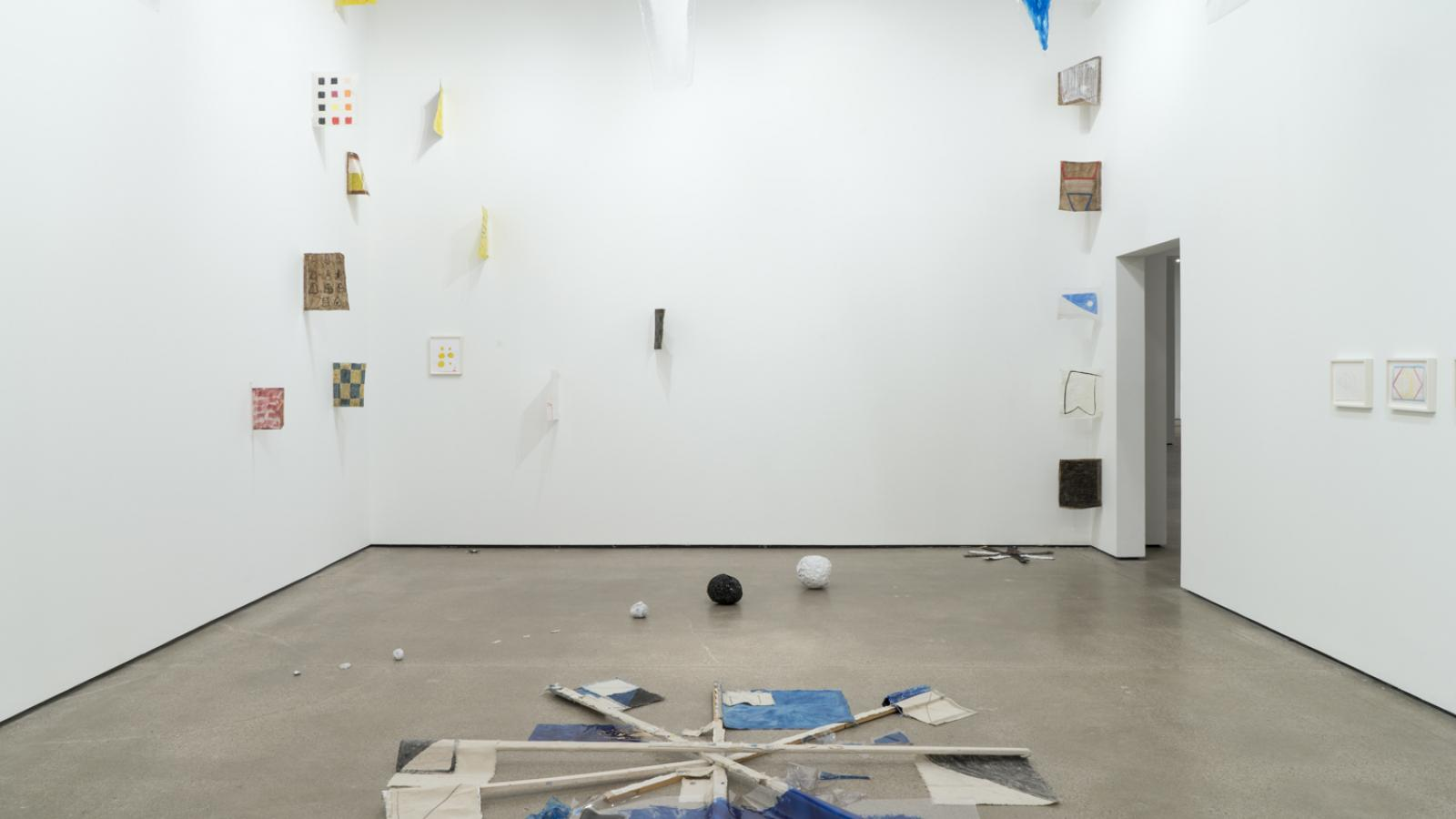 Suzanne Silver's artwork Codes and Contingencies