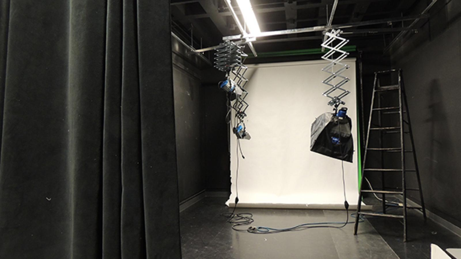 Photography lighting studio